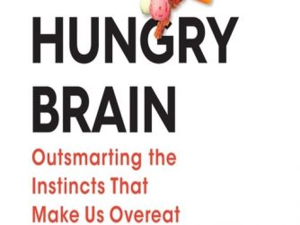 The Hungry Brain book cover