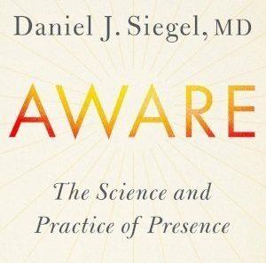 Aware by Dan Siegel book cover
