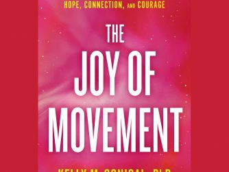 Book Cover of The Joy of Movement by Kelly McGonigal