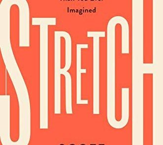 Stretch by Scott Sonenshein book