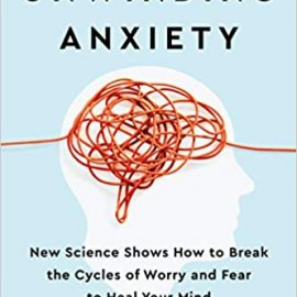 book cover unwinding anxiety