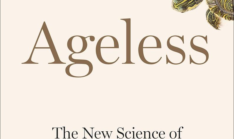 ageless andrew steele book cover